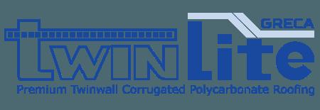 Logo Twinlite Greca - Premium Twinwall Corrugated Polycarbonate Roofing