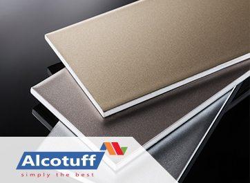Alcotuff - Premium Aluminium Composite Panel ACP Tahan Api