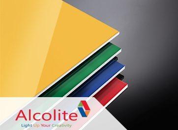 Alcolite - Aluminium Composite Panel PVDF