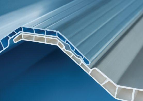 Alderon Twinwall - Atap gelombang berongga uPVC Dingin Sejuk performa prima
