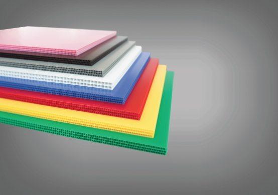 Impraboard - PT Kreasi Dasatama high quality corrugated PP sheets - carton plastic sheet