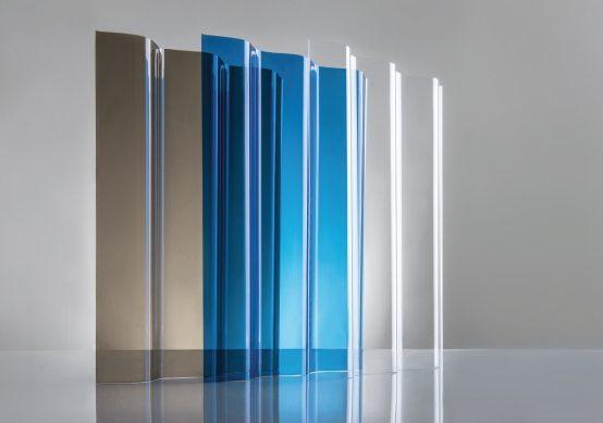 Solartuff Roma Warna - Bronze Blue Clear