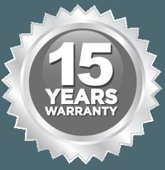 Garansi Twinlite - 15 tahun