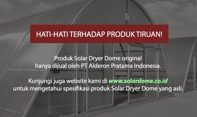 Solar Dryer Dome Original