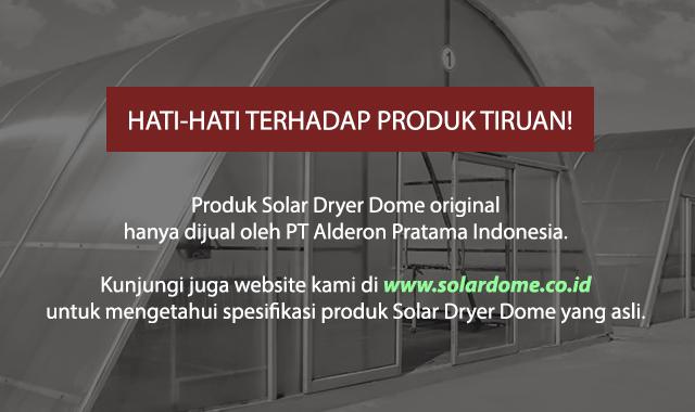 Solar Dryer Dome Original