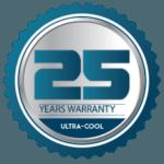 Garansi Alsynite Ultra Cool - 25 tahun