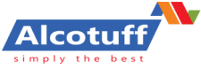 Logo Alcotuff - Aluminium Composite Panel ACP Tahan Api