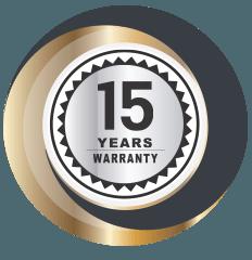 Garansi Solartuff 15 tahun