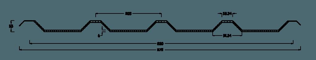spesifikasi ukuran twinlite greca
