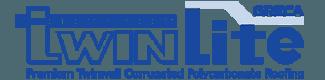 logo twinlite greca