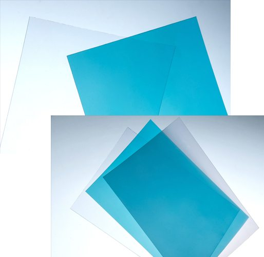 Lasercool solid - premium solid vinyl roofing sheet