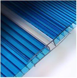 Aksesoris polycarbonate - Profil U 4mm 6mm