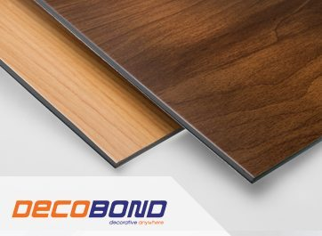 Decobond - Decorative Aluminium Composite Panel ACP Interior