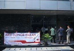 Donor Darah PT Impack Pratama Tbk Agustus 2018
