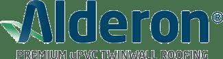 Alderon Logo Premium uPVC Twinwall Roofing