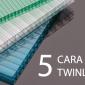 5 Cara Mudah Pasang Polycarbonate Twinlite Gen 2.0