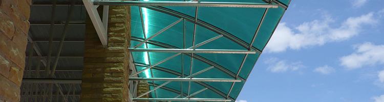 Atap Kanopi Terbaik Polycarbonate - Twinlite Solartuff Solarlite