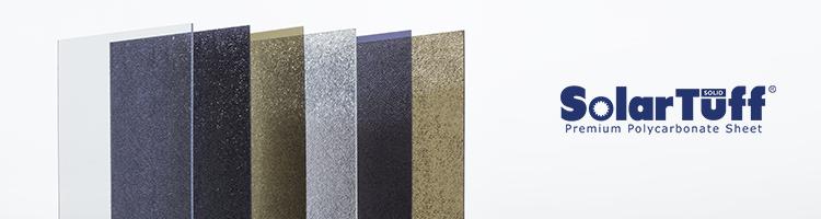 SolarTuff Solid atap transparan terbaik seperti kaca
