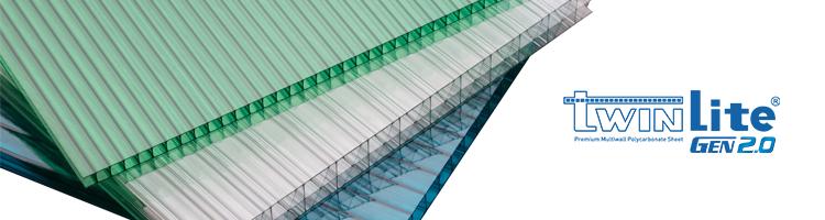 Twinlite Gen 2.0 Atap Kanopi Transparan Terbaik