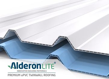 alderon lite atap upvc untuk kanopi carport atap rumah gudang