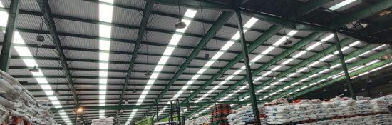alsynite cr fiberglass solid atap gudang pabrik anti karat
