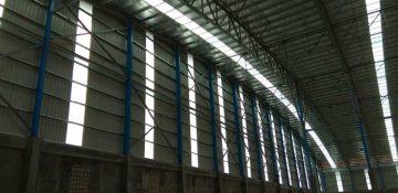 alsynite everlite r74 atap skylight gudang pabrik
