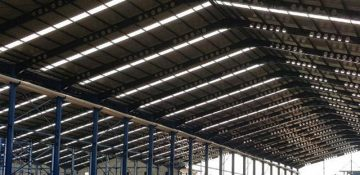 alsynite utlra atap skylight gudang pabrik
