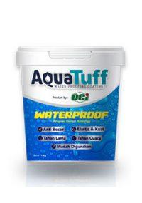 aquatuff cat waterproof anti bocor
