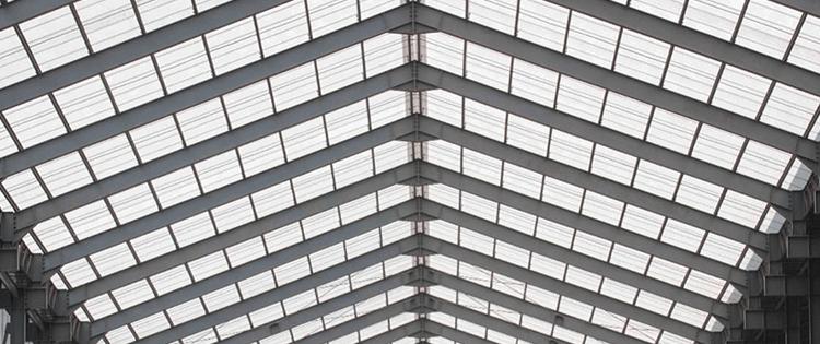 Atap Fiber Bening Transparan Alsynite