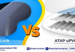 atap polycarbonate ez-lock vs atap upvc