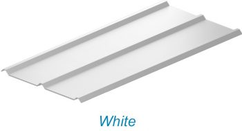 atap upvc lasertuff warna putih