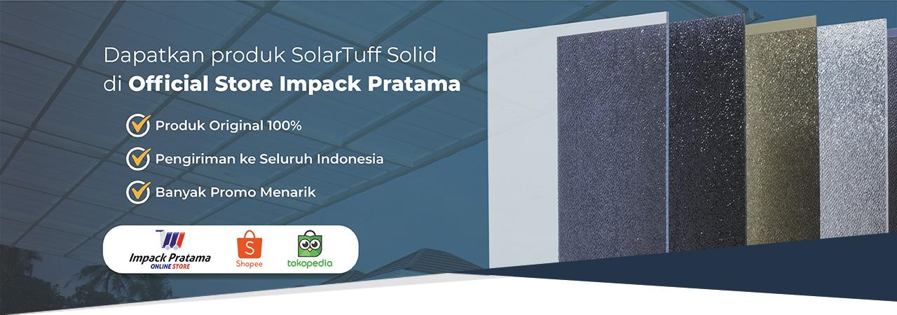 beli solarflat solartuff solid online tokopedia shopee impack pratama