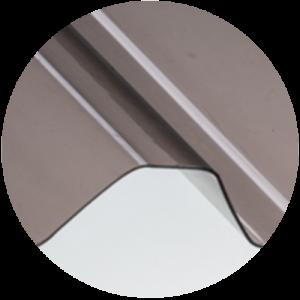 warna atap pvc lasercool greca bronch