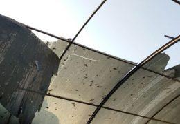 ciri atap kanopi rumah perlu diganti karena rusak