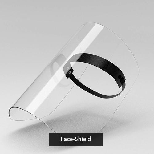 face shield impack pratama