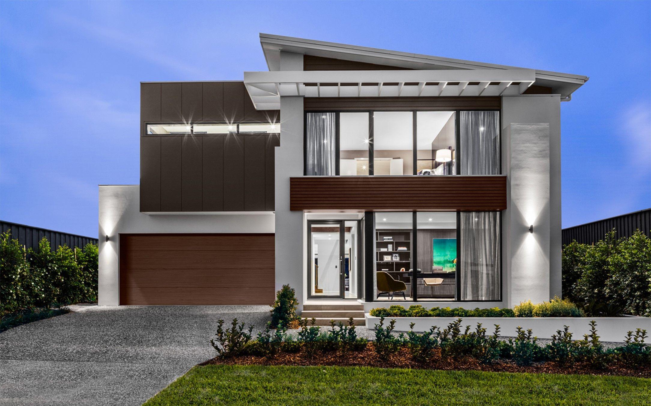 fasad rumah minimalis yang hidup