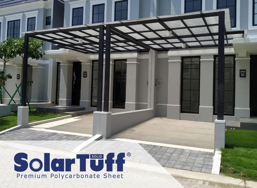 home improvement kanopi solartuff solid