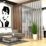 Inspirasi Pembatas Ruangan dari Polycarbonate