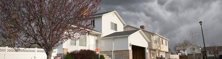 ilustrasi fasad rumah tahan cuaca