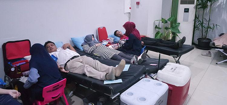 impack group gelar donor darah februari 2020