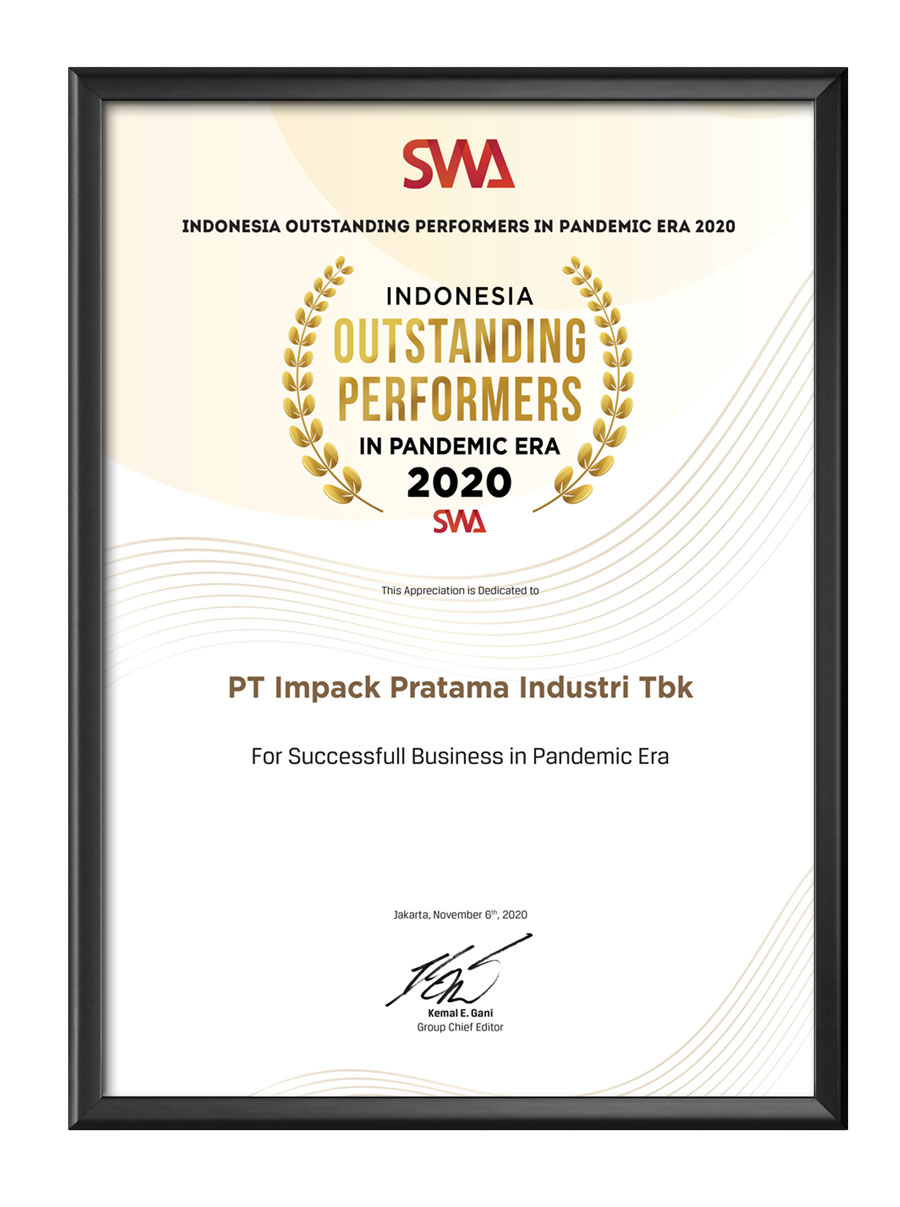 impack awards penghargaan swa successful business in pandemic era
