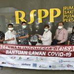 PT Impack Pratama Industri Tbk Turut Mendukung Pemerintah dalam Menangani COVID-19