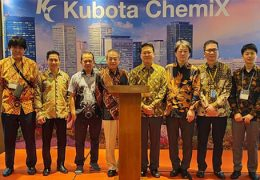 impack pratama industri sign mou with kubota chemix and mitsui co