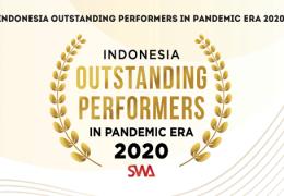 impack pratama penghargaan swa outstanding performer in pandemic era