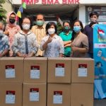 Impack Pratama with Relawan Anak Bangsa Support Government to Fight Covid-19