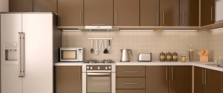 Percantik Kitchen Set Anda Dengan Aluminium Composite Panel Decobond Impack Blog