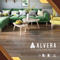LANTAI VINYL ALVERA BROSUR katalog cover