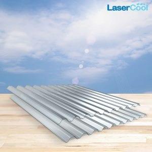 Lasercool Greca Atap PVC Bening Transparan