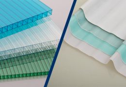 polycarbonate vs fiberglass