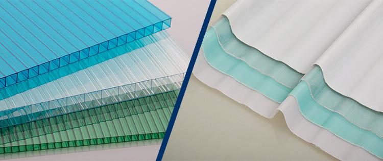 polycarbonate vs fiberglass
